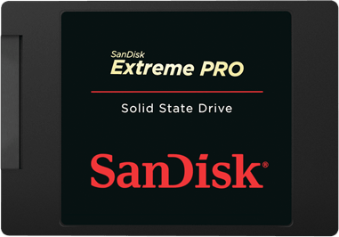 SSD SanDisk Extreme PRO<sup>®</sup>