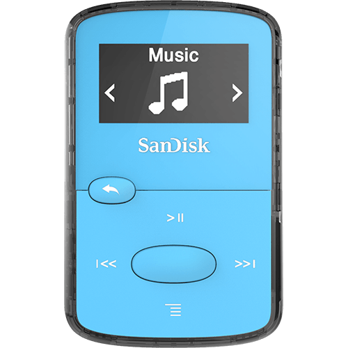 Reproductor MP3 SanDisk Clip Jam™
